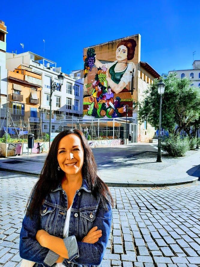 Guida italiana a Valencia Paloma